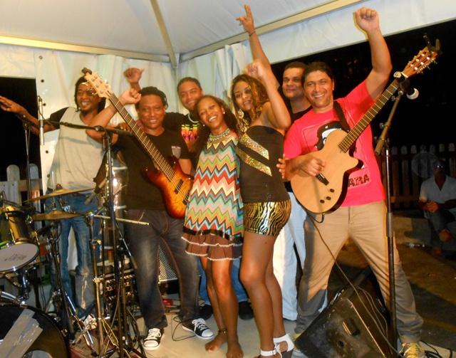 """""""Une rencontre remplie d'émotion"""" dit Sofy Mazandira - Fête de la musique 2014 aux Seychelles"""