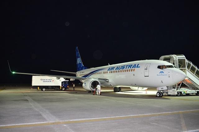 Air Austral de retour aux Seychelles