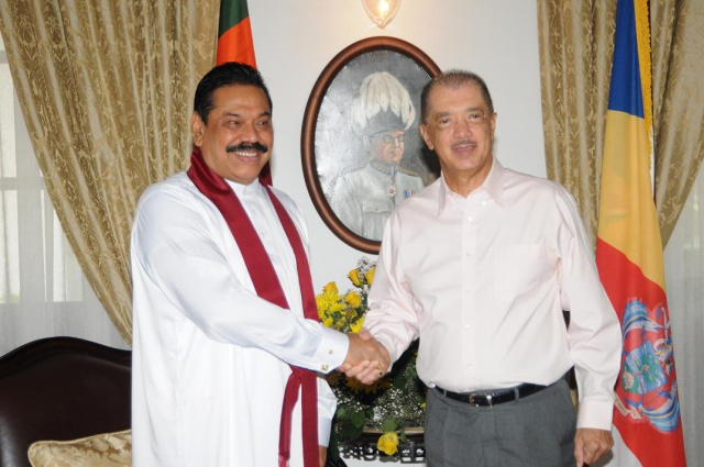 'Unique relationship' of Seychelles and  Sri Lanka - 6 agreements signed following high-level talks