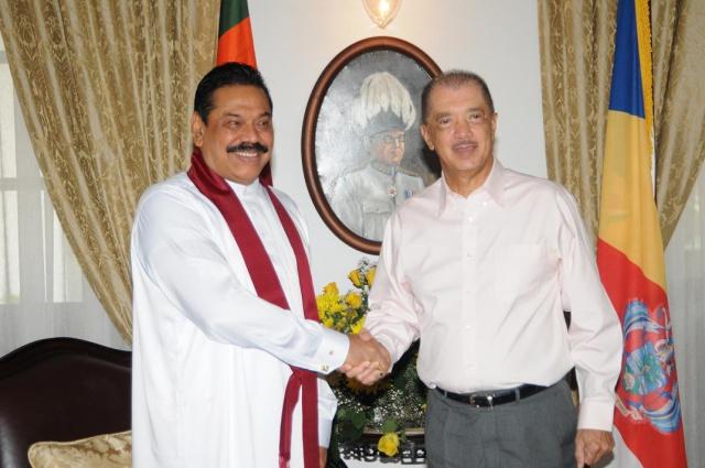 « Relation unique » entre les Seychelles et le Sri Lanka - 6 accords signés suivant des pourparlers de haut niveau