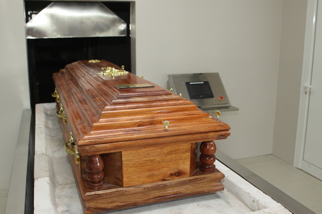 Cremation a possible option as land for burial is scarce in Seychelles
