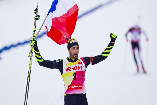 Le champion olympique, français Martin Fourcade : 10 jours de repos total aux Seychelles