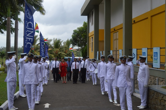 Seychelles maritime students advance their seafaring studies in Sri Lanka in readiness for Blue Economy