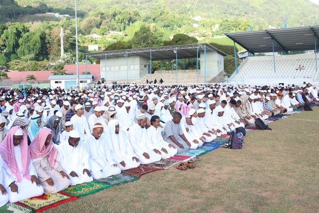 Focus on unity as Muslims in Seychelles celebrate Eid-ul-Fitr
