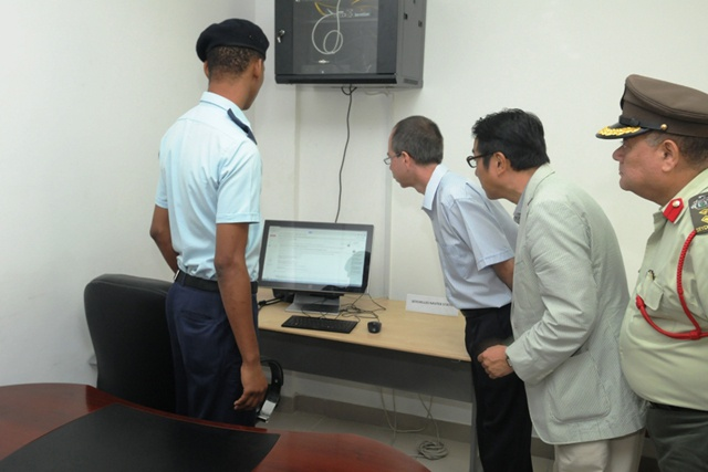 Japanese government donates radio broadcasting station to Seychelles
