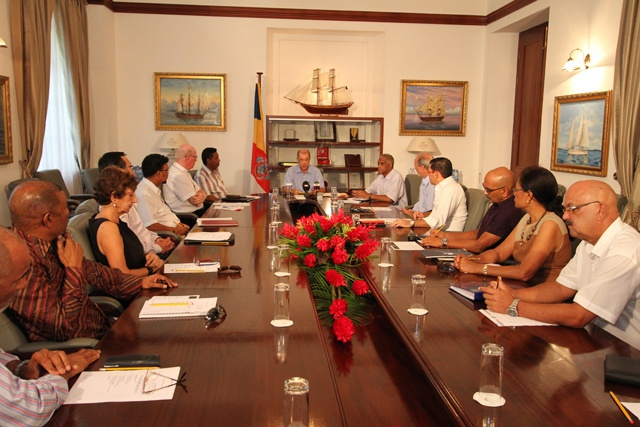 Seychelles President chairs first national consultative forum saying there are no taboo subjects that cannot be addressed