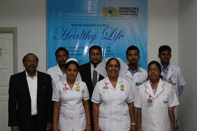 Une clinique médicale esthétique bientôt au 'Sri Lanka medical centre' des Seychelles