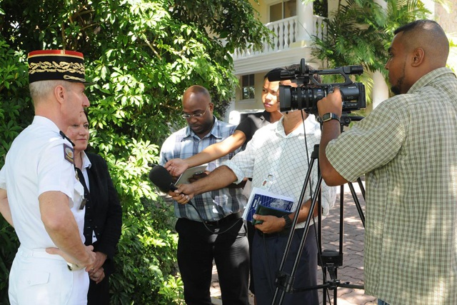 Plans to improve quality of journalism, as Seychelles gets new media association