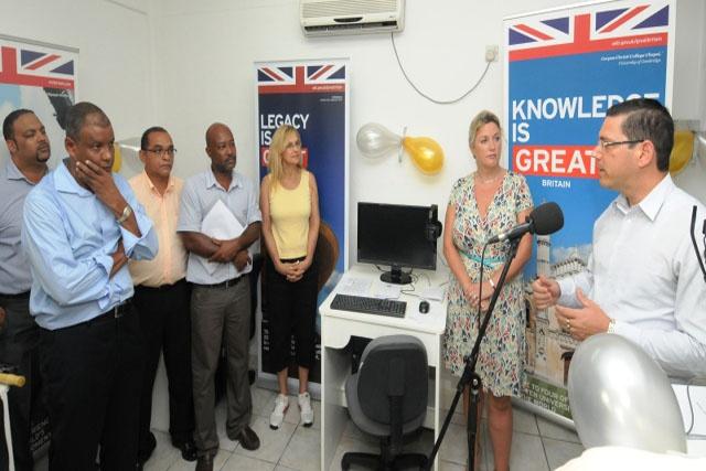La  Chambre de commerce des Seychelles veut stimuler les compétences des entreprises avec son nouveau centre des affaires