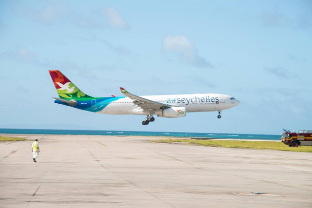Seychelles and Union of Comoros lead the way in regional air travel cooperation amongst IOC members