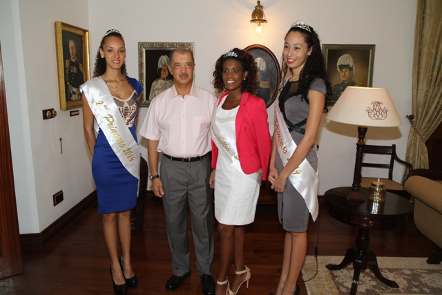 Miss Seychelles…..Another World winners aim to be good role model for young people
