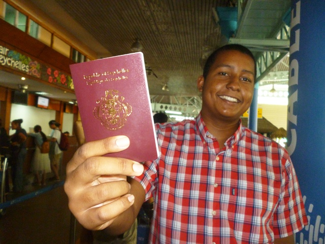 Seychelles has the greatest passport-power in Africa