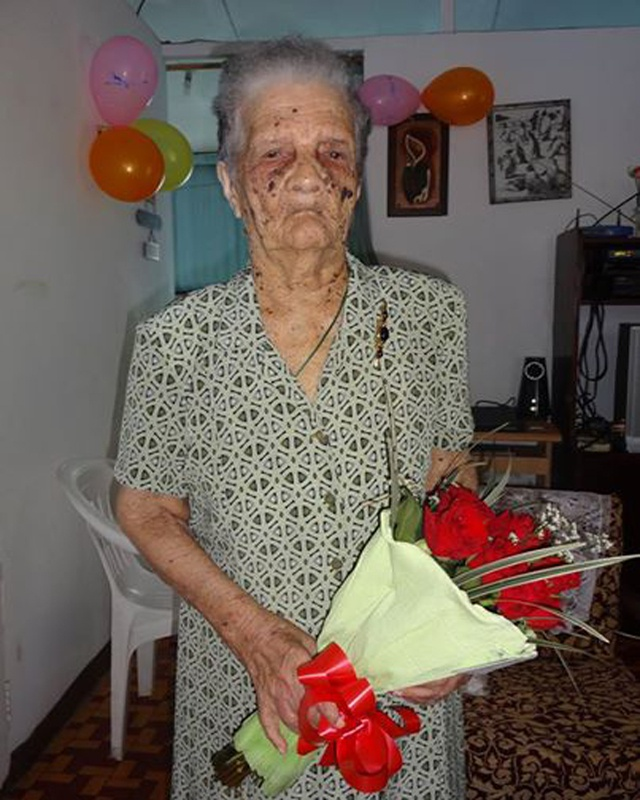 Longevity running in the family in Seychelles, Marguerite Hoareau turns 104