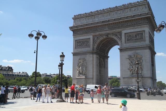 La France pays le plus visité au monde pour sa culture