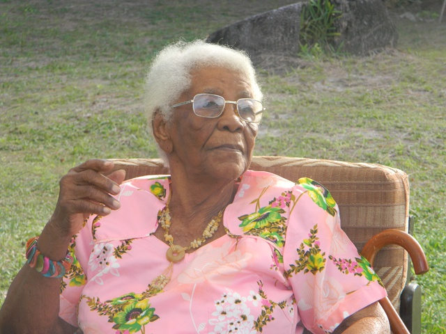 Seychelles centenarian feat spreads to second most populated island of Praslin