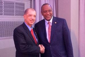 Le Kenya un solide partenaire dans le développement de l'économie bleue pour les Seychelles