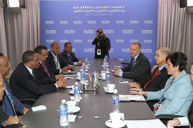 Les Seychelles et l'Éthiopie  discutent pour une coopération gagnant-gagnant, et le renforcement de la sécurité dans la région.