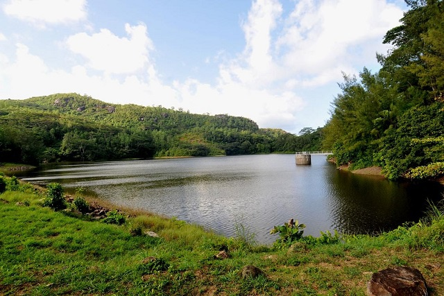 Seychelles' main reservoir to increase in capacity by 2018