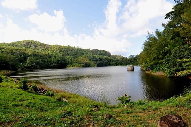 Plus d'eau en réserve pour la consommation, après la hausse du principal barrage des Seychelles
