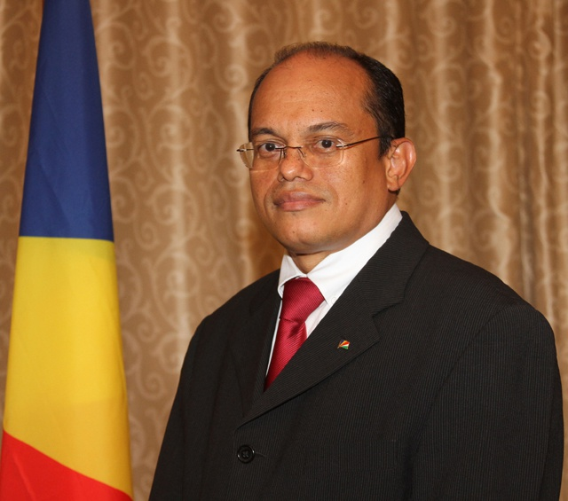 Geneva beckons Rolph Payet - Seychelles environment and energy minister lands top UN post