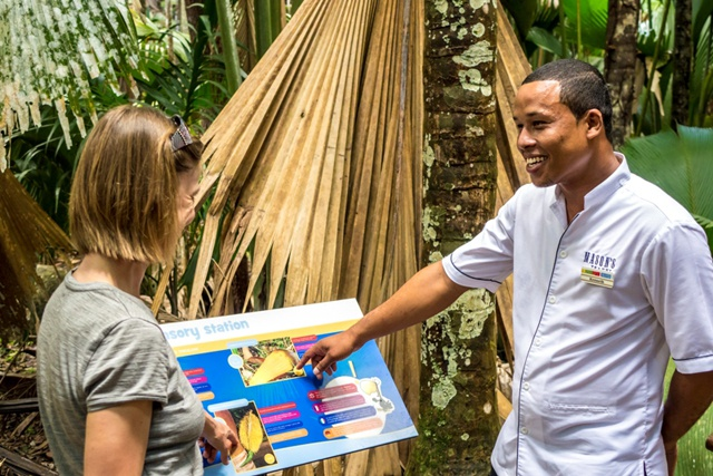 Seychelles excursion recognised for promoting local tradition - Mason's Travel is awarded Thomas Cook's Local Label