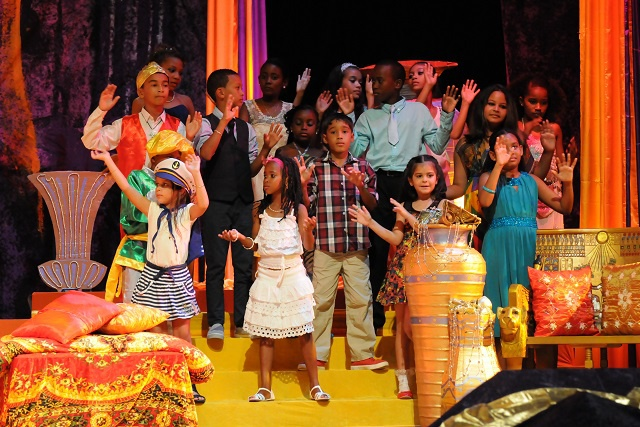 Twinkle Twinkle Little Star - Discovering young talents in Seychelles