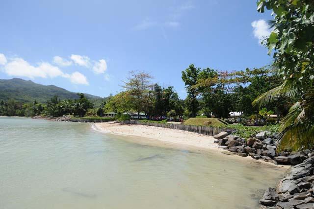 Les Seychelles transforment une zone affectée par l'érosion, en un parc de loisirs.