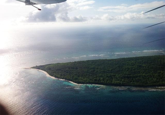 Une nouvelle vie après le programme de désintoxication des Seychelles, à l'île de Coetivy