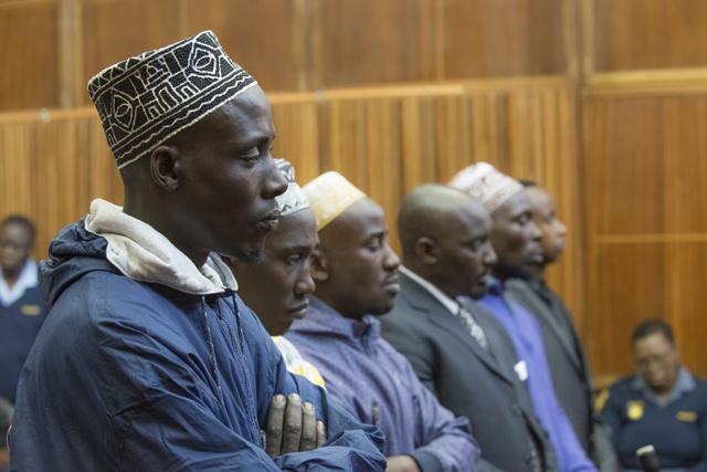 Un Rwandais et trois Tanzaniens jugés coupables de l'assassinat manqué de   l'ex-chef d'état-major rwandais