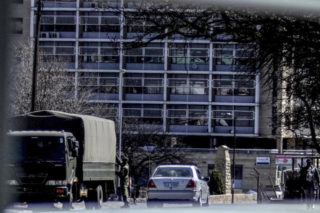 Lesotho: le Premier ministre dénonce un coup d'Etat et s'enfuit en Afrique du Sud