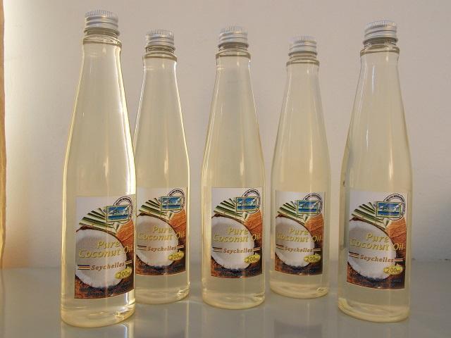L'huile de noix de coco des Seychelles retrouve une nouvelle vie, à l'exportation