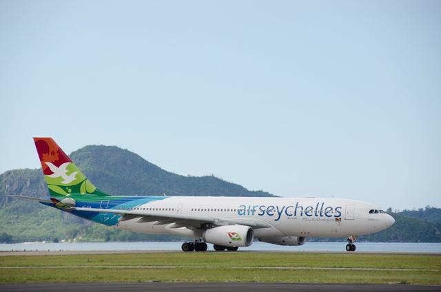 Air Seychelles taking off to Dar es Salaam in December