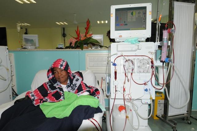 Un nouveau centre d'hémodialyse à l'hôpital des Seychelles pour accommoder plus de patients