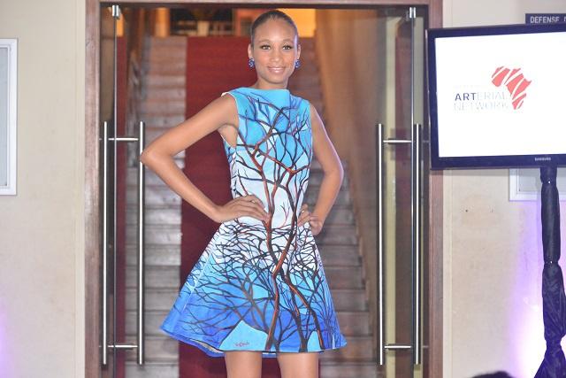 L'Alliance Française des Seychelles laisse les stylistes exprimer leurs talents.