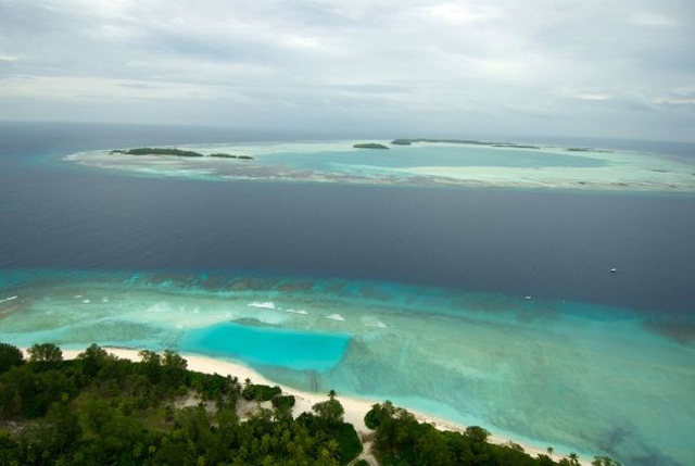 Seychelles far-away islands joining the list of protected areas