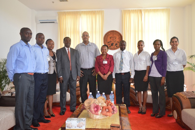 Kenya's Makueni county assembly gains hands-on experience during exchanges with Seychelles parliament