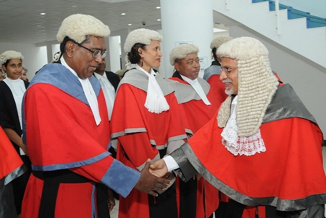 Seychelles Supreme Court re-opens – acting CJ calls for the justice system to be revitalized into a centre of judicial excellence for the region