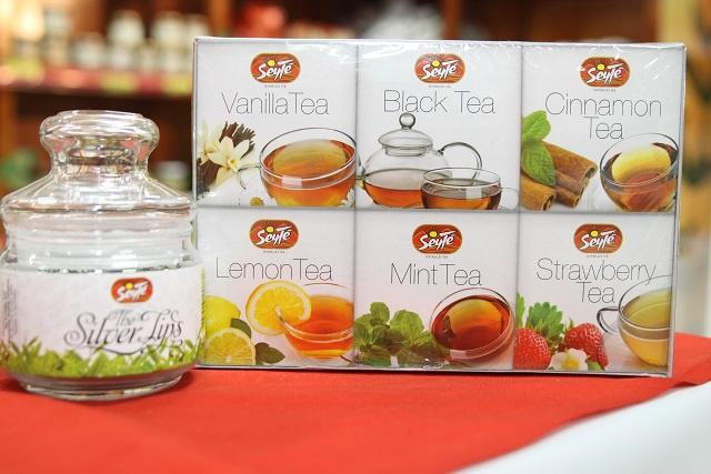 A refreshing taste - New range of flavored Tea from Seychelles' 'SeyTe' brand