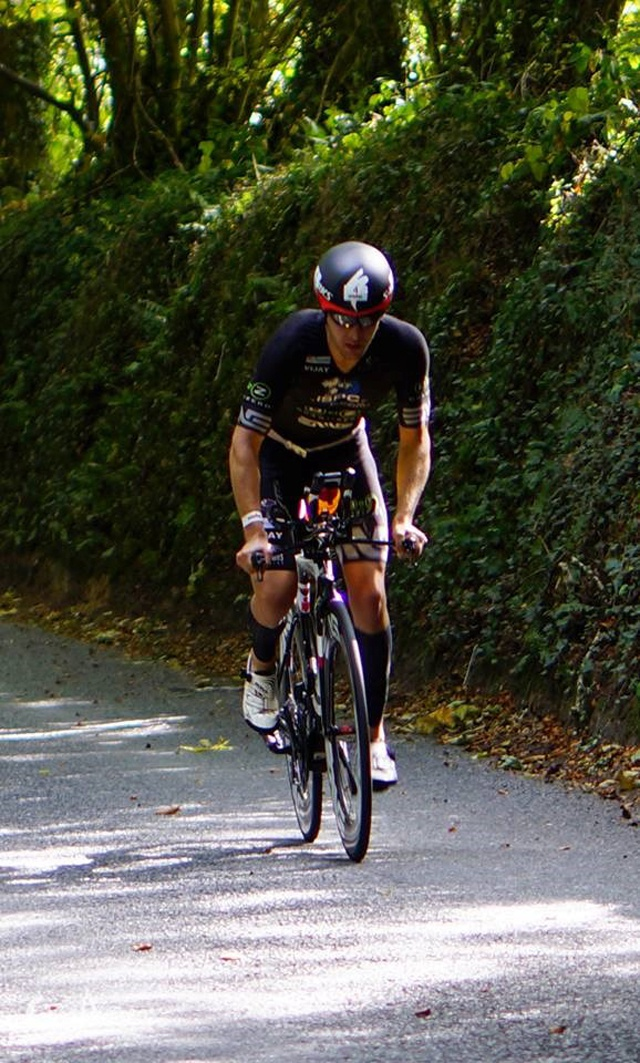 2014 - A consistent season - Seychelles triathlete Nick Baldwin ends season with 4th place finish at Ironman Wales