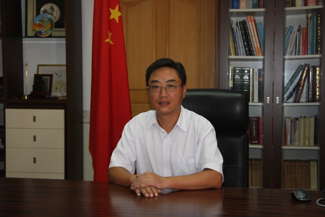 Common prosperity and common development - a belief supporting Chinese investment in Africa, says outgoing Chinese ambassador in Seychelles