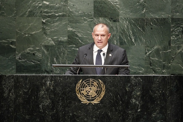 Seychelles commitment to push forward the agenda of SIDS highlighted at the general debate of the 69th UNGA session
