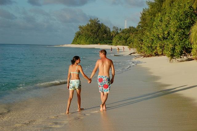 Le nombre de touristes, qui visite les Seychelles, refait son retard comparé à la même période qu'en 2013