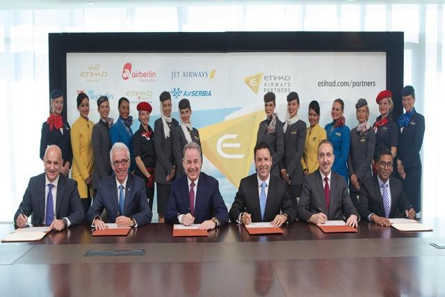Air Seychelles membre de l'Alliance d'Etihad Airways
