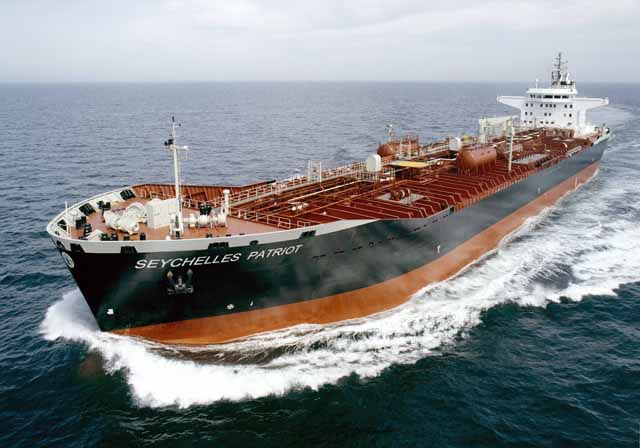 Third attempt to re-float Seychelles tanker planned this evening - Seychelles Patriot ran aground in Brazil