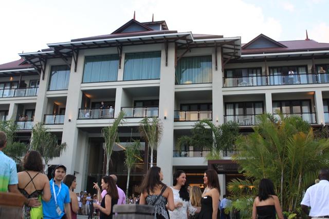 « Eden bleu » un nouvel hôtel haut de gamme pour les affaires aux Seychelles