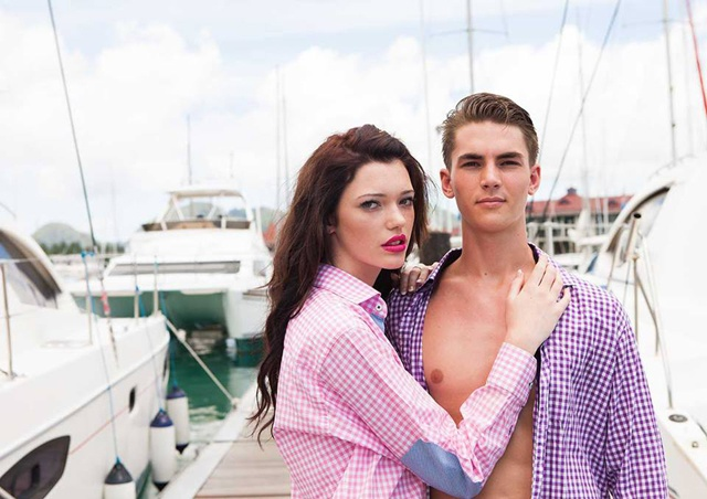 Next Hot Model UK competition winners sizzle in Seychelles photo shoot