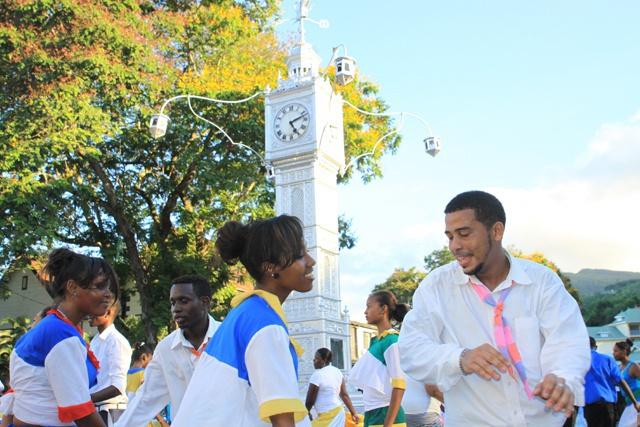 La Serenade, une bouffée des cultures créoles en action aux Seychelles.