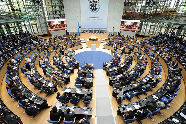 Seychelles ambassador voices concerns: lack of progress at Bonn climate talks despite looming deadlines