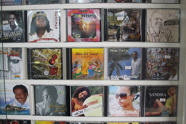Seychellois music available online - 'Kreol Wave' a new website to sell music from Seychelles