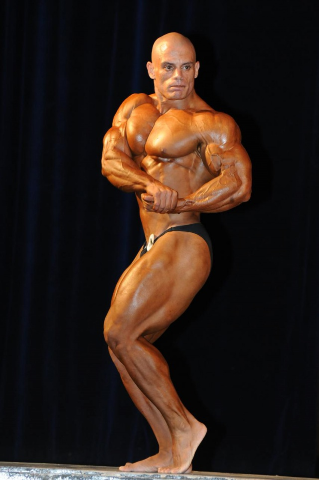 Seychelles' bodybuilding star makes waves at Mr. Olympia Amateur